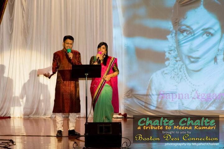 Sankar and Sowmya – Chalte Chalte