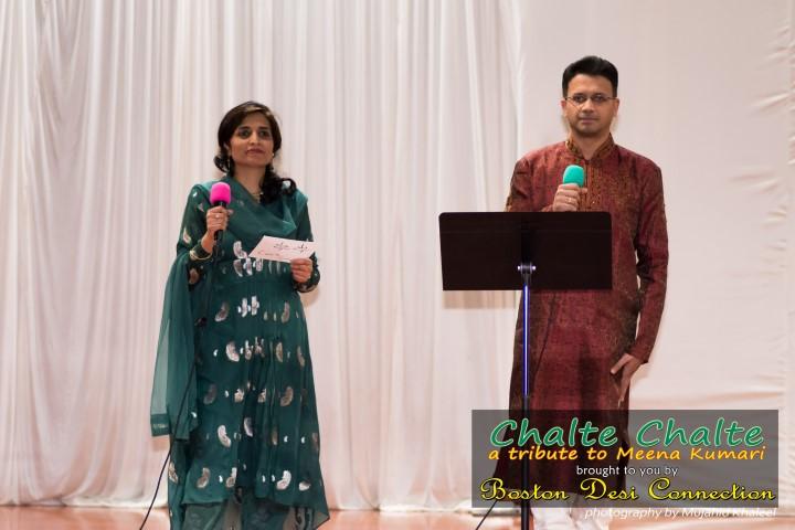 Shua and Sankar Duette in Chalte Chalte