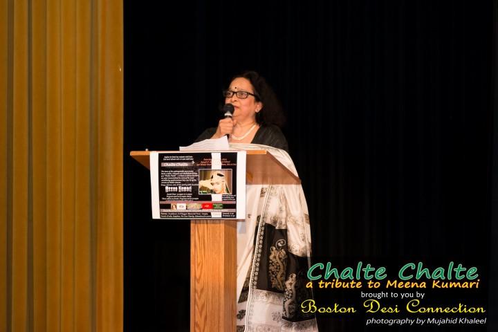 Bini Chalte Chalte Meena Kumari Event
