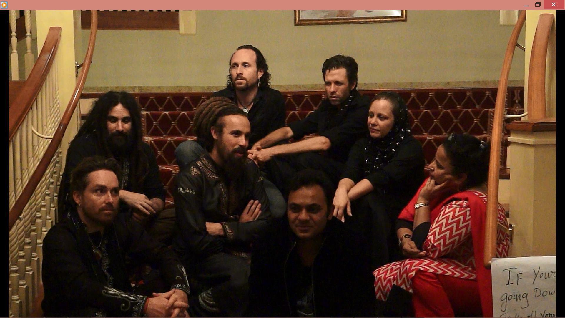 Fanna-Fi-Allah Qawwals Team Interview