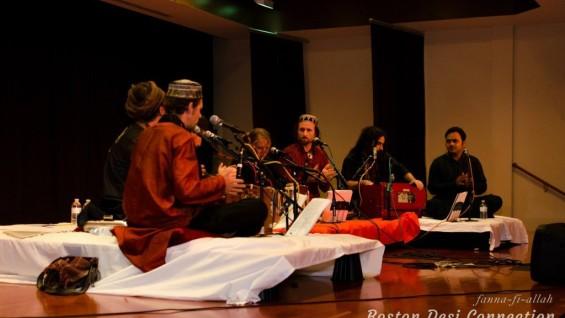 Fanna fi Allah Sufi Qawwali Boston