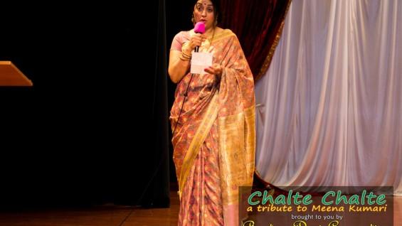 Chalte Chalte anuradha