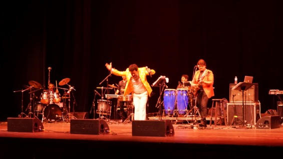 Alka Yagnik Udit Narayan Concert-8