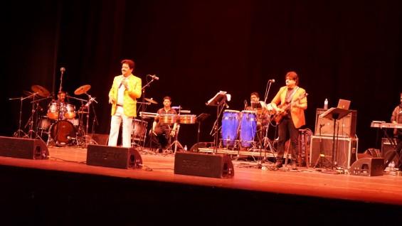 Alka Yagnik Udit Narayan Concert-9