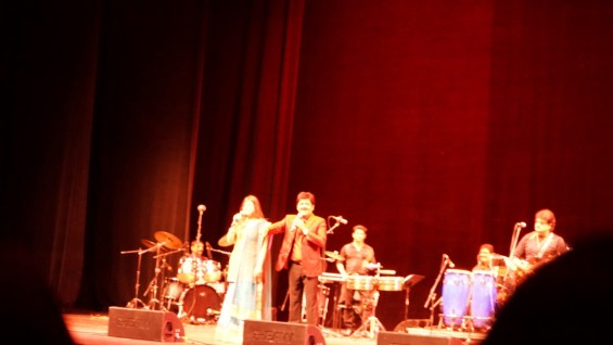 Alka Yagnik Udit Narayan Concert-12