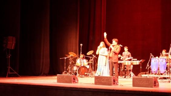 Alka Yagnik Udit Narayan Concert-11