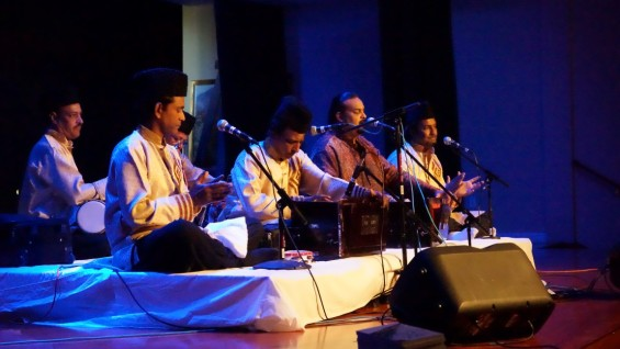 A Qawwali Night with Amjad Sabri – Boston Part 1