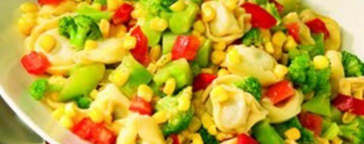 Appetizer Fusion Food Pasta