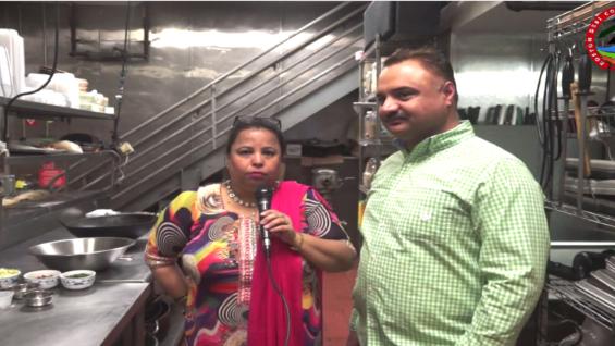 BDC Chef Lubna Ashraf in Bollywood Grill