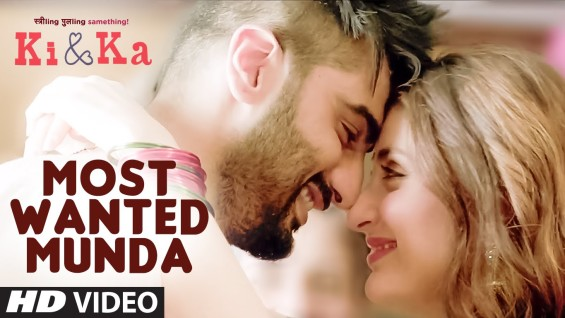 MOST WANTED MUNDA Video Song | Arjun Kapoor, Kareena Kapoor