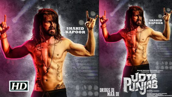 1st Look Shahid Kapoor In Udta Punjab Exclusive
