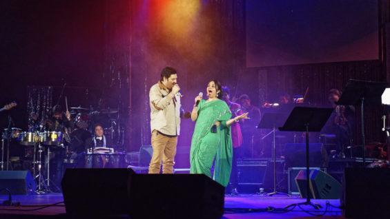 Kumar Sanu & Anuradha Palakurthi Concert