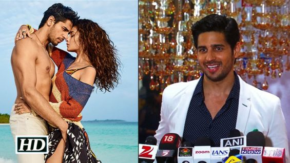 Exclusive Sidharth Talks About Aashiqui 3 With Alia