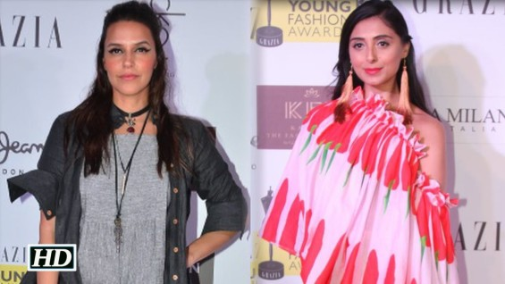 Fashion Blunders at Grazia Young Fashion Awards Dont Miss