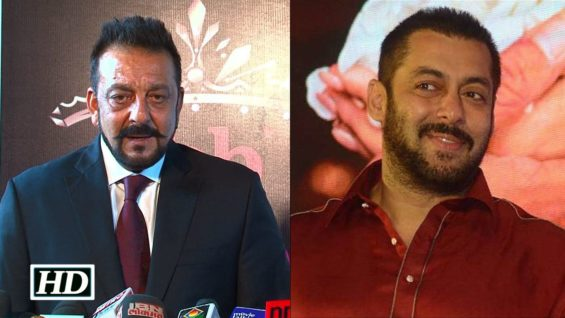 Sanjay Dutt Discloses Salmans Special Role In His Biopic Exclusive