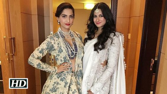 A Wedding might take place at Sonam Kapoors residence at the end of 2016