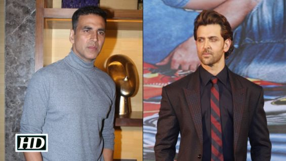 Akshay to clash with Hritk on August 12 at Box Office Dont Miss