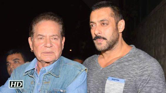 Salim Khan apologises for son Salman's Raped women comment