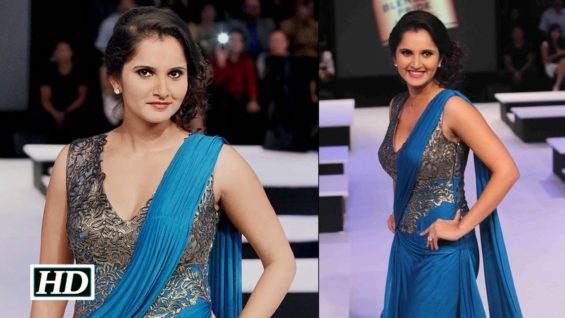 Sania Mirza tops list of Best Dressed Sportspersons Must Watch