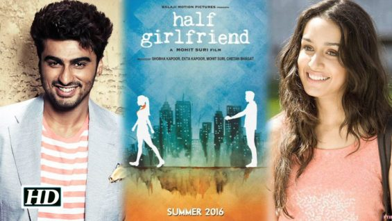 Half Girlfriend | Arjun Kapoor And Shraddha Kapoor | To Release On 19 May 2017