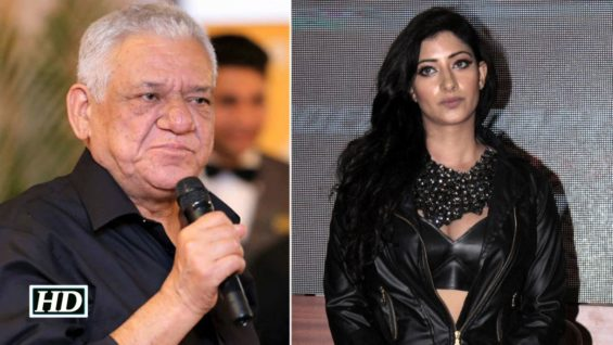 Om Puri's SHOCKING Comment on Niharica Raizada's Dress