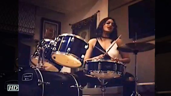 This Video of Sonakshi Playing Drums Is Going Viral – Check Out