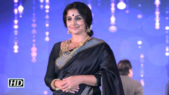 Vidya feels, she is unofficial brand ambassador of Handlooms